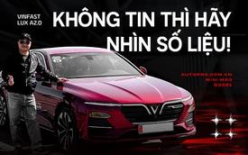 Người dùng đánh giá VinFast Lux A2.0: Nuôi xe 5 triệu/tháng, có điểm hơn cả Mercedes nhưng còn điểm trừ