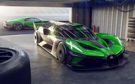 Siêu xe mới của Bugatti được bật đèn xanh: Sản xuất giới hạn 40 chiếc, giá khởi điểm hơn 4,7 triệu USD