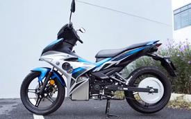 'Xe côn tay quốc dân' Yamaha Exciter động cơ điện độc nhất thế giới: Sức kéo ngang ô tô, linh kiện Trung Quốc