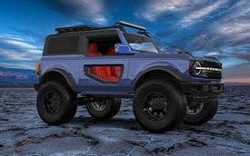 Ford Bronco Raptor tiếp tục lộ mặt: Đối thủ lớn nhất của Jeep Wrangler Unlimited Rubicon