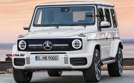 Mercedes-Benz EQG - Bản không tốn xăng của G-Class phải đánh đổi một thứ quan trọng để lấy khả năng off-road