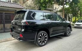 Đại gia Thái Nguyên vung tiền tậu Lexus LX 570 2021 độc nhất Việt Nam giá hơn 9 tỷ đồng, sở hữu nhiều chi tiết khác biệt với số đông