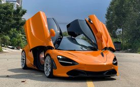 McLaren 720S độ mạnh nhất Việt Nam từng của Nguyễn Quốc Cường được chào bán với một chi tiết thay đổi diện mạo