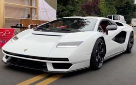 Đã tai tiếng động cơ Lamborghini Countach mới ngoài đời thực - Thứ mê hoặc giới săn xe