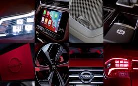 Nissan Terra thế hệ mới nhá hàng trước giờ ra mắt Đông Nam Á - Fortuner cần dè chừng