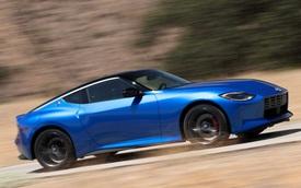 Nissan Z đời mới đặt ưu tiên trải nghiệm lái lên hàng đầu thay vì những con số khô khan