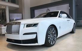 Rolls-Royce Ghost 2021 thứ hai lên đường về Việt Nam: Đã có chủ, vẫn chưa phải xe nhập chính hãng