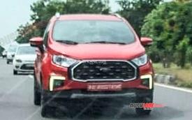 Bóc tách trang bị Ford EcoSport 2022 vừa lộ ảnh chạy thử: Nhiều chi tiết khác bản Việt Nam, chờ ngày về đấu Kia Sonet, Toyota Raize sắp ra mắt