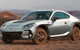 Học Porsche 911, Subaru BRZ nhiều khả năng sẽ có thêm phiên bản offroad