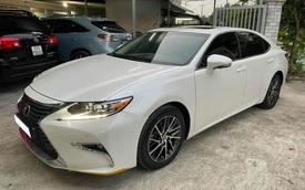 Lexus ES 350 bán lại rẻ ngang Toyota Corolla Altis chỉ sau 45.000km, CĐM vào hỏi: 'Có đề nhầm giá không?'