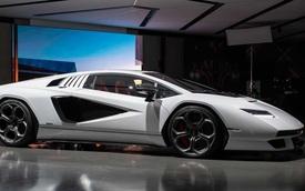 Lamborghini Countach 2021 cháy hàng chỉ sau nửa tuần - Cách bán siêu xe đỉnh cao và màn đầu tư chờ thời của 112 đại gia
