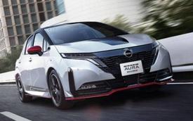 Nissan ra mắt xe thể thao yếu như xe thường, giá quy đổi 600 triệu đồng
