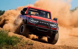 Ford Bronco 'huýt sáo' khiến nhiều người lo lắng