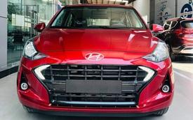 Lộ diện Hyundai Grand i10 2021 tại đại lý: Ra mắt cuối tuần này, đối thủ đe dọa 'vua phân khúc' VinFast Fadil