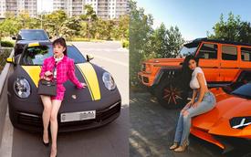 So kè dàn xe của rich kid Việt Nam và quốc tế: Không hề thua về khoản 'sang-xịn-mịn' dù tuổi đời còn rất trẻ
