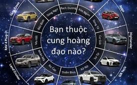 Góc mua xe theo tuổi: Nhân Mã nên mua Land Cruiser và các cung hoàng đạo hợp xe Toyota bạn cần biết