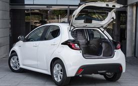 Ra mắt Toyota Yaris ECOVan - Xe dịch vụ giá quy đổi từ 640 triệu, bỏ ghế sau, rộng gần gấp 3 bản thường