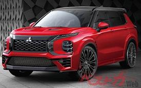Mitsubishi Outlander sắp thêm bản Evolution: Mạnh gấp rưỡi, hầm hố khó chê