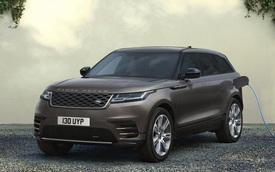 Ra mắt Range Rover Velar 2022: Thêm tiện nghi nội thất, có phiên bản đặc biệt dành cho người thích vàng