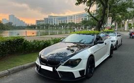 Nhìn như BMW M6 nhưng chiếc xe chạy 4.000km/năm này chỉ có giá rẻ ngang Toyota Camry