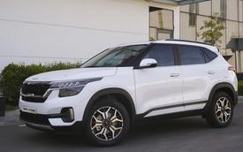 Ra mắt Kia Seltos 2021 tại Việt Nam - 'Xe hot' thêm trang bị, logo mới, giá tăng nhẹ