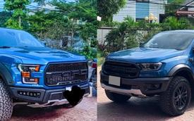 Thợ Việt độ Ford Ranger Raptor lên F-150 Raptor: Lên đời xe có giá gấp 3 lần với chi phí chỉ 250 triệu đồng