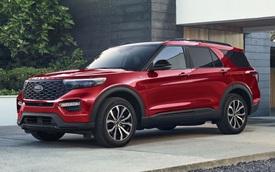 Ford Explorer bổ sung phiên bản ngoại thất thể thao, thêm lực lượng 'đe doạ' Hyundai Palisade nếu về Việt Nam
