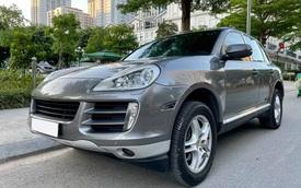 Sắp chạm ngưỡng 200.000km, Porsche Cayenne được chủ nhân hạ giá rẻ như Kia Seltos