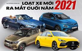 Hơn 10 xe mới khuấy động thị trường ô tô Việt Nam nửa cuối 2021: Toyota Raize, Cerato, Tucson và loạt bom tấn khó bỏ qua