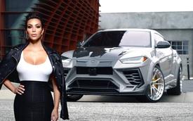 Từng độ Lamborghini Urus bọc lông gây tranh cãi, Kim 'siêu vòng 3' chơi lớn mua thêm chiếc Urus khác độ Mansory khiến thiên hạ trầm trồ
