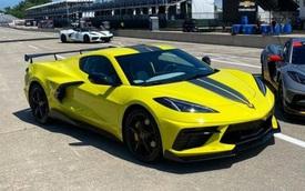 Chevrolet Corvette - Siêu xe Mỹ nổi tiếng với máy 'chấm to' đã phải thay đổi để hợp xu thế