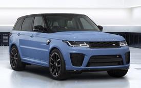 Lộ diện Range Rover Sport SVR Ultimate Edition: Đẹp không tì vết đi kèm mức giá cắt cổ