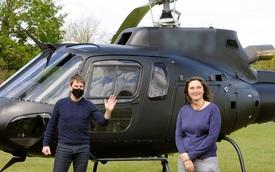 Đây là cách Tom Cruise 'trả ơn' một gia đình sau khi dùng sân nhà họ làm bãi đáp trực thăng