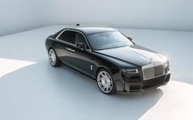 Rolls-Royce Ghost 2021 sắp ồ ạt đổ bộ Việt Nam và đây là bản độ đáng để các đại gia tham khảo