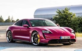 Ra mắt Porsche Taycan 2022: Thêm công nghệ, tăng tính cá nhân hoá, cho chọn màu giống túi xách, giày dép hay cả máy bay cá nhân