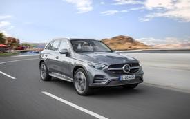 Xem trước Mercedes-Benz GLC thế hệ mới ra mắt năm sau: Rộng hơn, khung gầm giống S-Class, option tương tự C-Class