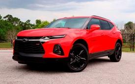 Chevrolet Grand Blazer - SUV 7 chỗ mới hoàn toàn mới rò rỉ thông tin ra mắt