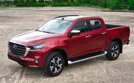 Ra mắt Mazda BT-50 2021 tại Việt Nam: Giá từ 659 triệu đồng, định hướng bán tải đi phố đấu Ford Ranger