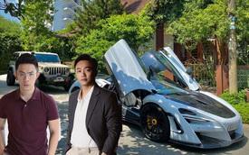 Tống Đông Khuê thèm chạy siêu xe và đây là phản ứng của doanh nhân Nguyễn Quốc Cường