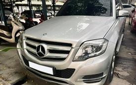 Mercedes-Benz GLK bán lại sau 8 năm, chủ xe quảng cáo: 'Cả nước chỉ có 200 chiếc, tiêu hao nhiên liệu 5L/100km'