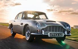 Bí ẩn chiếc Aston Martin DB5 trong phim Điệp viên 007 sau 25 năm mới chuẩn bị có lời giải