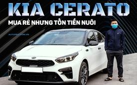 Chê Mazda3, chuyển mua Kia Cerato, người dùng đánh giá: 'Nhiều option với giá rẻ nhưng còn nhược điểm'