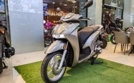 Giá SH 350i lắp ráp trong nước bằng một nửa xe nhập Ý, Honda Việt Nam đang có mục đích gì phía sau?