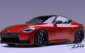 Phác họa thiết kế Nissan Z Nismo – bản nâng cấp 'cực đỉnh' của Nissan Z vừa ra mắt