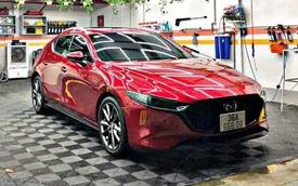 Mazda3 bốc trúng số VIP '668.88' tại xứ Thanh, dân tình rủ nhau khoe biển đẹp chung vui thay vì gạ bán chênh hàng trăm triệu
