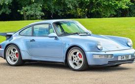 Porsche 911 độc nhất vô nhị từng của hoàng gia Brunei bất ngờ được rao bán, giá hơn 275.000 USD