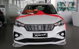 Suzuki Ertiga Sport giảm giá chưa từng thấy: Thấp nhất 460 triệu đồng, quyết đấu Mitsubishi Xpander và Toyota Rush