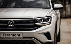 Lộ ảnh và thông số VW Teramont tại Việt Nam: Nhiều trang bị khủng đấu Ford Explorer