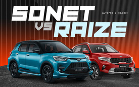 Kia Sonet đối đầu Toyota Raize: Đâu sẽ là vua phân khúc mới tại Việt Nam?