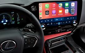 Chủ xe Toyota, Lexus có thể sẽ không cần 'độ' màn hình Android vì giờ đã có trang bị này